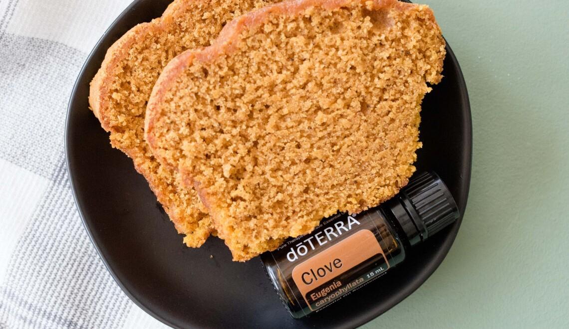 Clove – olejek z goździków